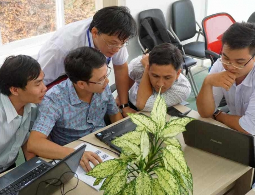 Vietnam's new generation of water leaders connect!